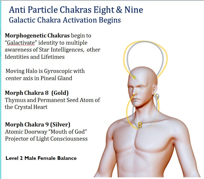 9th Chakra - Ascension Glossary