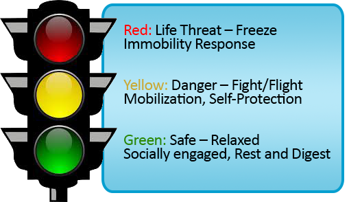 Slow Down Signs >> Relax, Fight-Flight and Freeze - Ascension Glossary