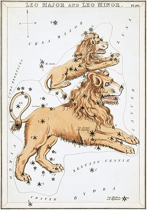 Leo Constellation Ascension Glossary