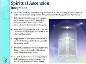 Ascension Stages Ascension Glossary