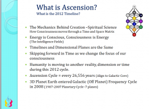 Ascension Ascension Glossary
